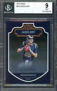 Jared-Goff-Rookie-Card-2016-Panini-218-Los-Angeles-Rams-BGS-9