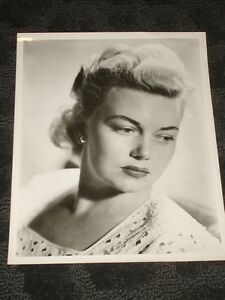 Details about Unknown Big Band singer musician - B&W publicity photo late  40's early 50's