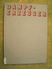 Dampferzeuger - DDR Buch Feuerungen Brennstoffe Brennkammer Verbrennung Dampf