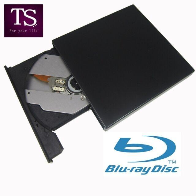 New USB 2.0 BD-5730S Blu-Ray Recorder External  Burner SONY BD HD Reader Writer