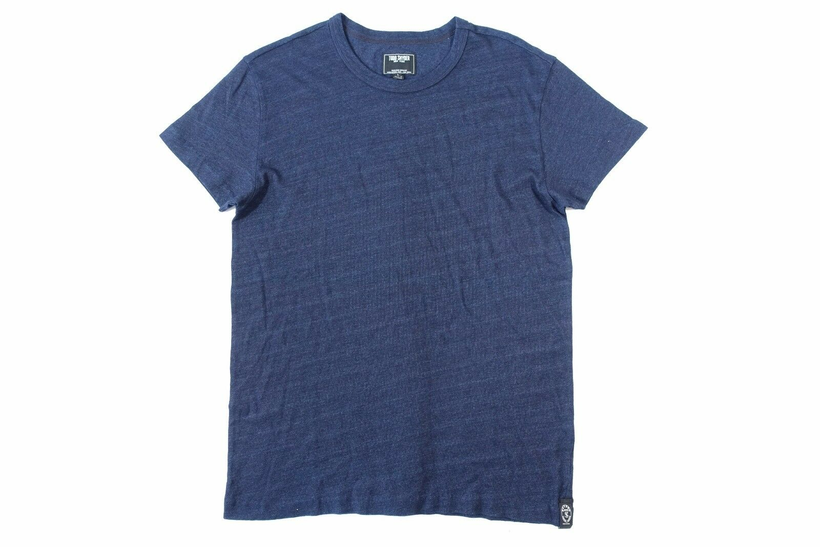 TODD SNYDER NEW YORK NAVY blueE XL SOFT TSHIRT MENS NWT NEW