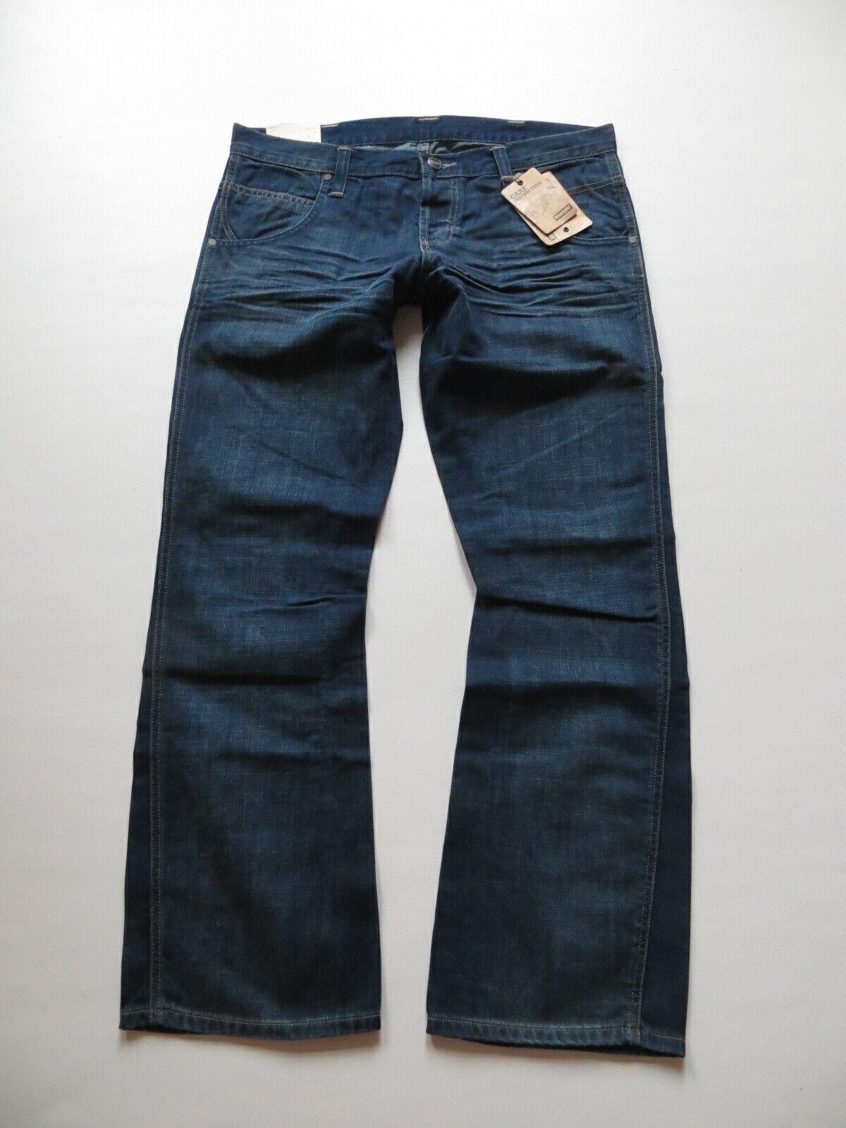 Wrangler SHARKEY Stiefelcut Jeans Hose Hose Hose W 33  L 32 NEU   straight & X-Low Denim 62ed13
