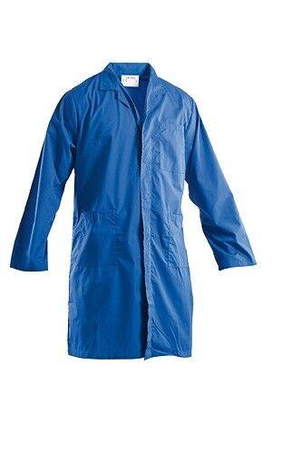 Camice Royal Blu da lavoro in Terital, da uomo