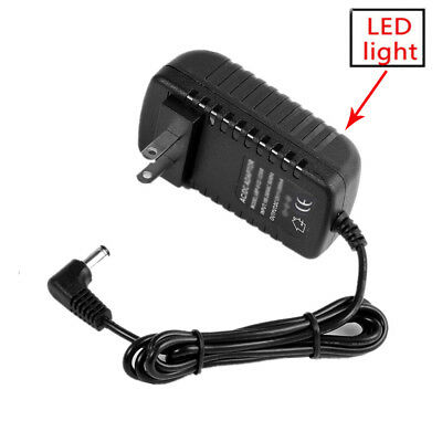 AC DC Adapter Cable Cord Charger Power Supply For Casio CTK-2400 Piano Keyboard