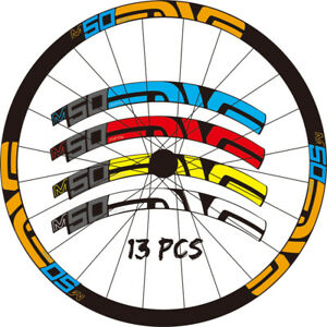RACEFACE ARC30 wheel sticker for Mountain Bike MTB Bicycle Cycling Race Decals