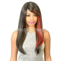 Bohemian Wig Pure Natural Synthetic Wig - Cool By Diana