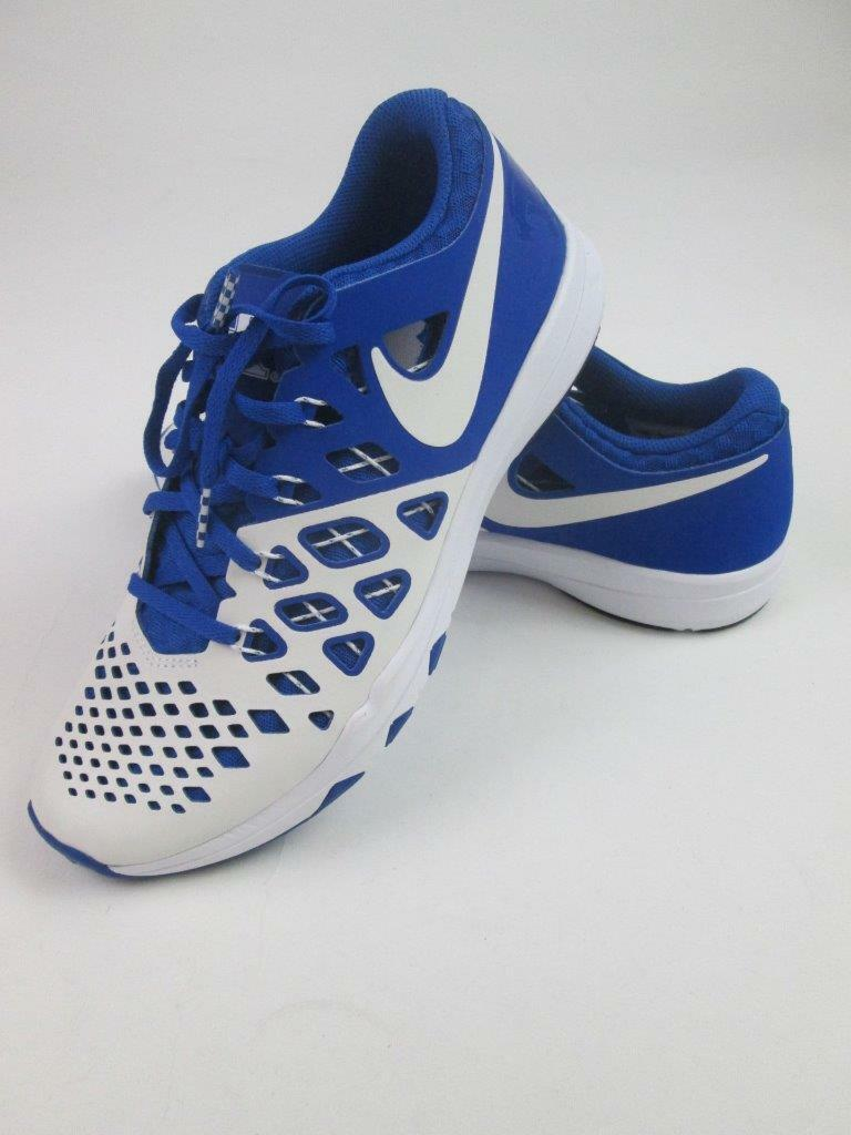 NIKE 844102 TRAIN SPEED 4 AMP WILDCATS UK KENTUCKY TENNIS TENNIS TENNIS scarpe 8 NEW 6aa9cf