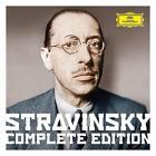 Strawinsky Sämtliche Werke (Ltd.Edt.) von Boulez,Knussen,Abbado,Chailly,Charles Bernstein (2015)