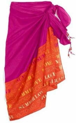 Victorias Secret Swimwear Bikini Cover Up NWT One Size  Multi Color