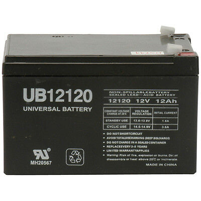 4 Pack Brand Product Mighty Max Battery 12V 12Ah UPS Battery for Minuteman Pro 1000i