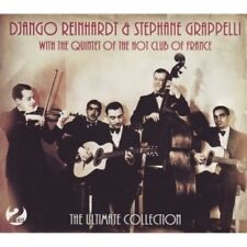 The Ultimate Collection [Not Now] by Django Reinhardt/Stéphane Grappelli (CD, May-2009, 2 Discs, Not Now Music)