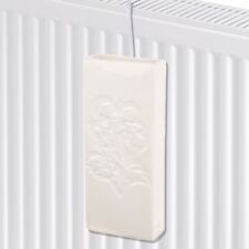 2 x Ceramic Radiator Hanging Humidifier Dry Air Water Humidity Control Moisture