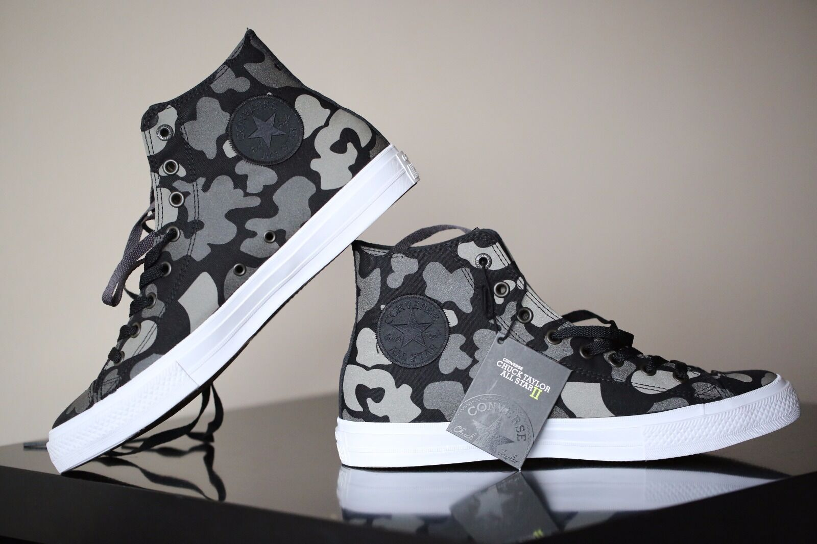 Converse Chuck Taylor II Camouflage Baskets Taille Taille Taille be8015