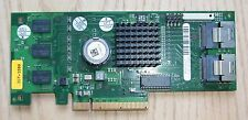 SAS SATA RAID Controller FSC D2516-A11 oB LSISAS8708 PCIe 2-CH/256MB + Händler +
