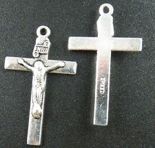 60pcs Tibetan Silver Pendants Charms 18x15x2.5mm 9980-1