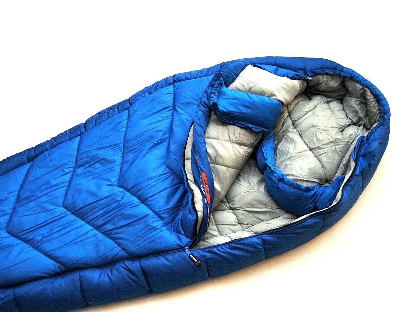 Altus saco de dormir saco de dormir momia expeditionsschlafsack Groenland - 30 grados nuevo