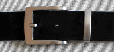"1a Oggetti Da Qualità Cintura In Pelle Nuovo Cintura 35mm Pelle Larga Fibbia Passante Per + #-t Ledergürtel Neu Gürtel 35mm Breit Leder Schnalle + Schlaufe #"" Data-mtsrclang=""it-it"" Href=""#"" Onclick=""return False;"">"