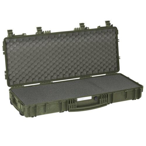 Pelican 1700 equiv Olive Green Explorer Cases 9413G Rifle Hard Case w// Foam