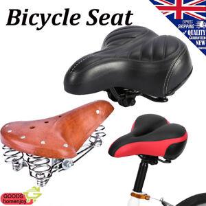 Bicycle Cycle Bike MTB Saddle Road Mountain Sports Soft Pad Seat Cushion G1T7