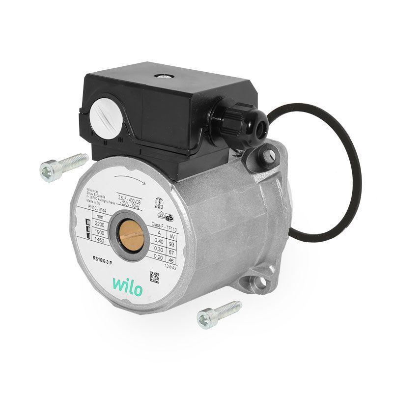 Ersatz Pumpenkopf für Laddomat 21 oder Divicon Typ Wilo RS 25 6-3