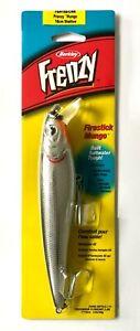 Berkley Frenzy Firestick Mungo Pike/Sea Lure Plug Shallow 18cm FSM18S-CHR
