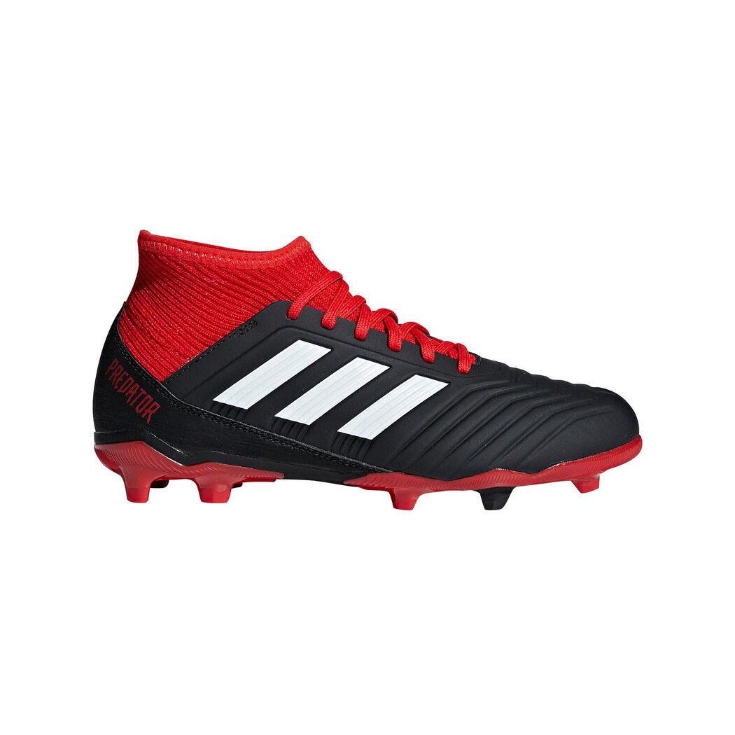 Adidas Kinder Predator 18.3 AG Junior black red [DB2318]