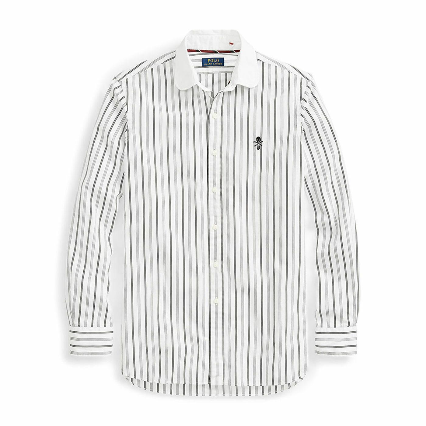 New Polo Ralph Lauren Classic Fit Striped Shirt S-XL gingham oxford plaid dress