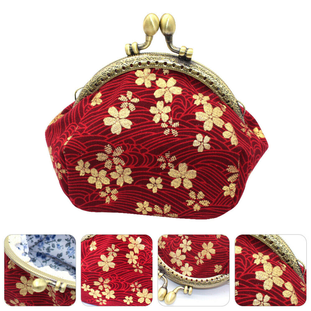 1Pc Bag Durable Stylish Storage Bag Change Purse Coin Purse Wallet for Female