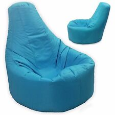 big floor cushion bean bag giant beanbag gaming lounger chair bed gamer seat ebay. Black Bedroom Furniture Sets. Home Design Ideas