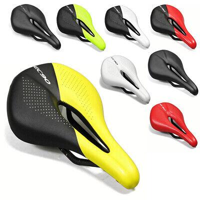 Bike Saddle Carbon Fiber Cycling Mountain Road Bicycle Seat Cushion Saddles