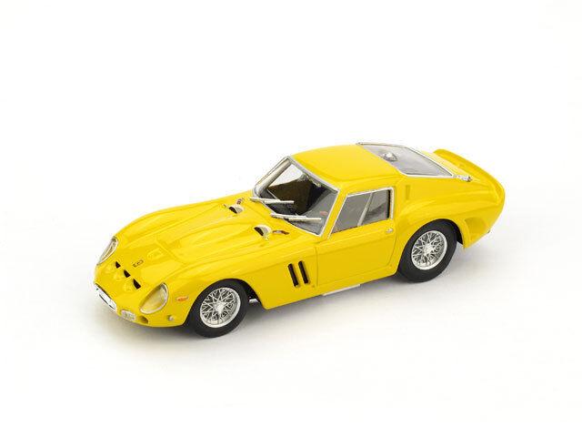 Brumm BRUR508.3 - Ferrari 250 GTO jaune - 1962  1 43