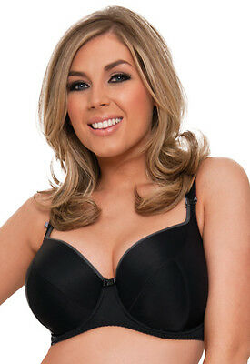 BRAND NEW Curvy Kate Daily Boost CK1801 Black Smooth Cup Bra VARIOUS SIZES