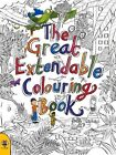 The Great Extendable Colouring Book by b small publishing limited (Paperback, 2014)