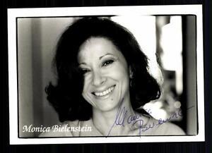 Monica Bielenstein Autogrammkarte Original Signiert ## BC 22090 - Niederlauer, Deutschland - Monica Bielenstein Autogrammkarte Original Signiert ## BC 22090 - Niederlauer, Deutschland