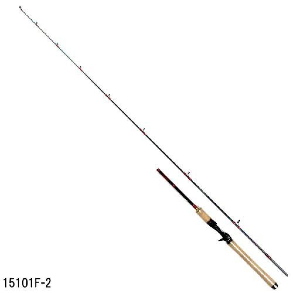 Shimano WORLD SHAULA 15101F2 5'8 bass trout salmon fishing baitcasting rod FS