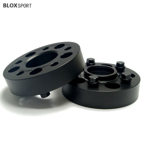 2Pc 35mm Hubcentric Spacers for Audi A6 S6 A5 S5 2012-2016 with Bolts 5x112 66.5