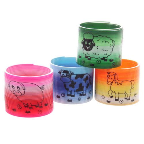 Novelty kids Farm Animal Magic Spring Childrens Toy Anniversaire Present Poison Idea