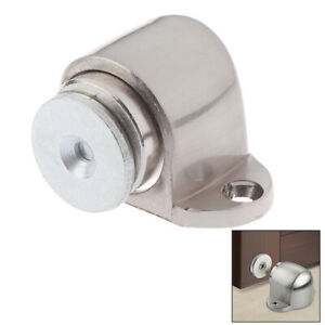 1-Alloy-Magnetic-Door-Holder-Stopper-Doorstop-Wall-Floor-Safety-Catch-Moun-ls