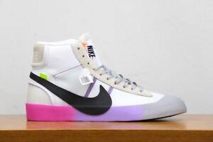 Details about Nike x Off-White Blazer Mid Serena Williams Queen Size US 10  M / 11.5W CONFIRMED