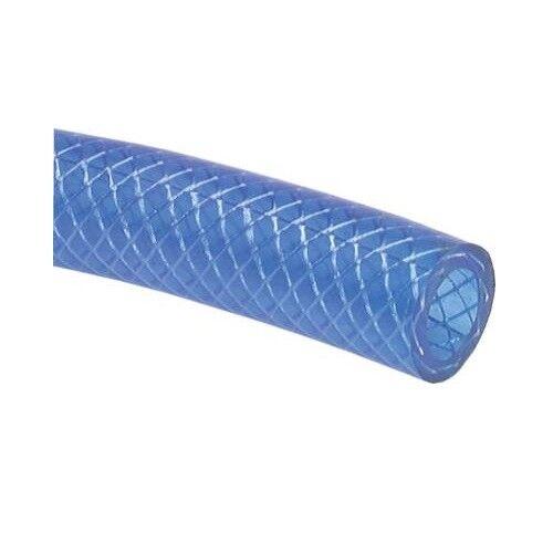 Schlauch 25m PVC-Gewebeschlauch Lebensmittelqualität Druckluftschlauch