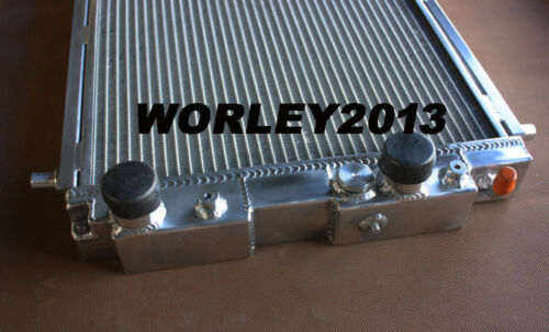 EVO 2.0 Turbo 1987-1995 Alloy radiator for Lancia Delta HF Integrale 8V//16V
