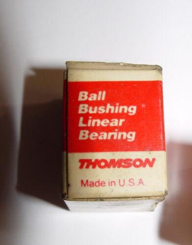 NEW THOMSON A61014 Ball Bushing Linear Bearing bearings bushings USA