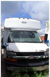 2011 Chevrolet Cutaway Van