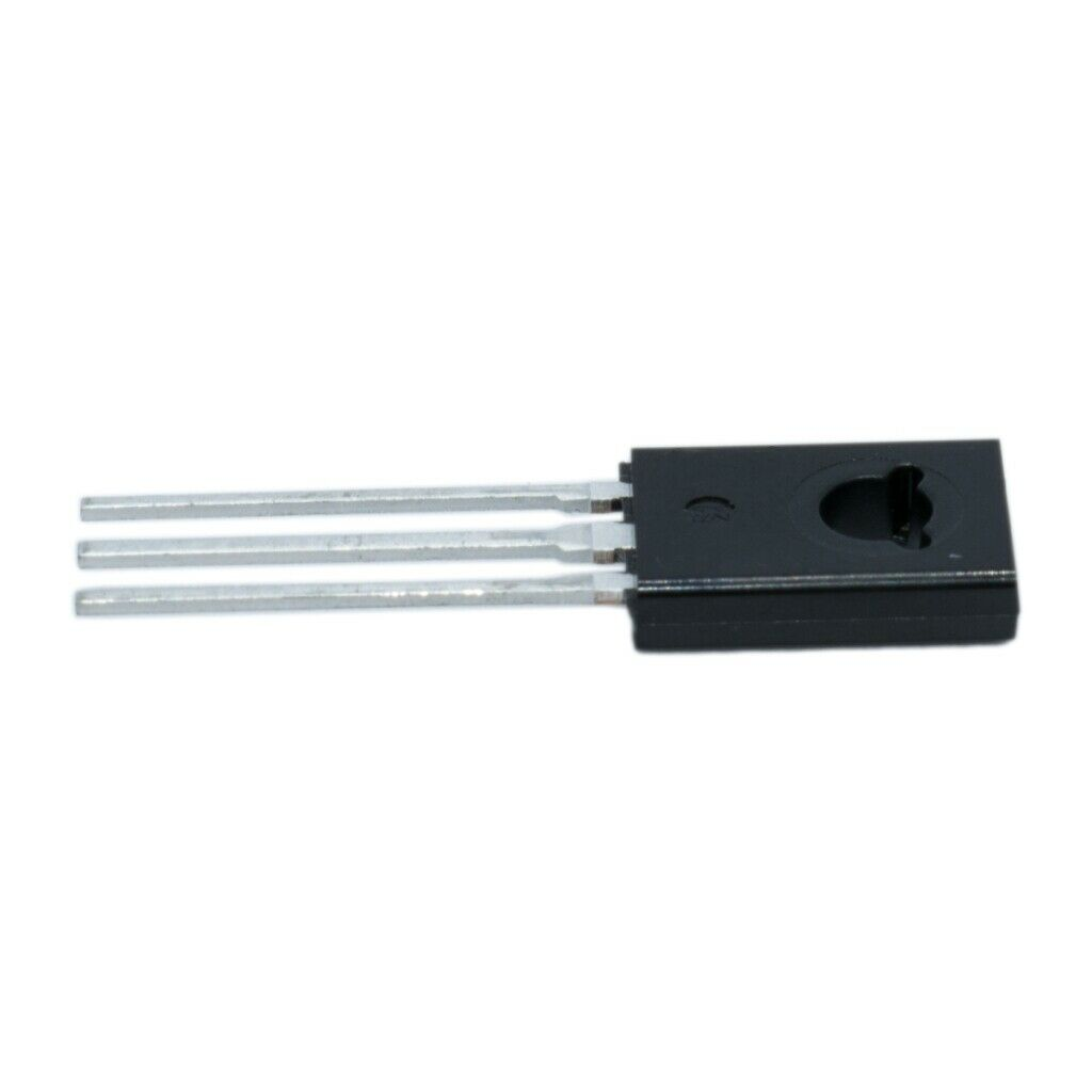 4X BD677AG Transistor: NPN bipolar Darlington 60V 4A 40W TO225 ON SEMICONDUCTOR