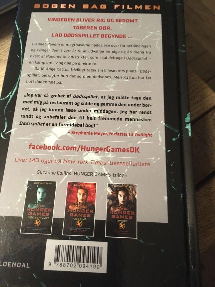 The Hunger games - Dødsspillet, Suzanne Collins, genre: