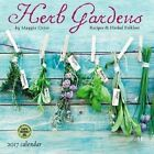 Herb Gardens 2017 Wall Calendar Recipes & Herbal Folklore by Maggie Oster