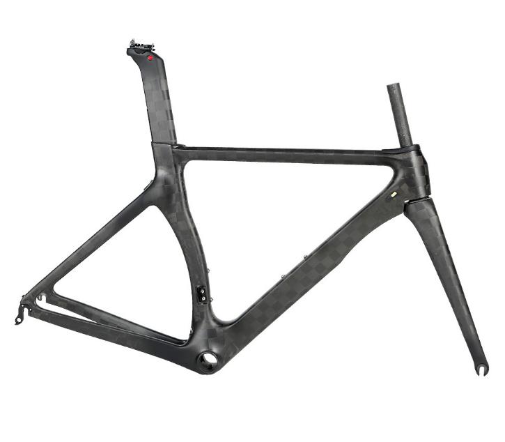 R3 18K autobon strada Bike Frame EPS 700C 4648505254cm Racing Bike Frameset
