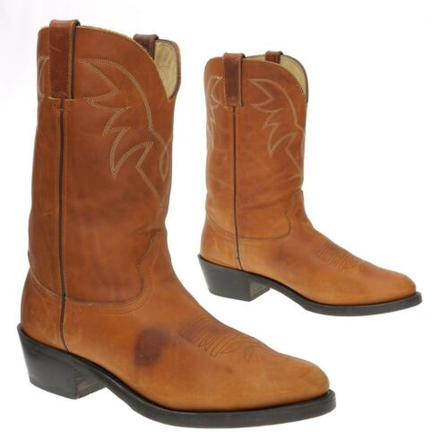 DINGO Cowboy Boots 10.5 D Mens Leather Western Boo
