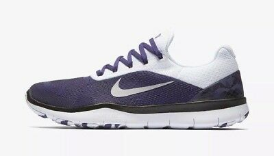 New Nike Free Trainer V7 Week Zero TCU Horned Frogs Size 9.5