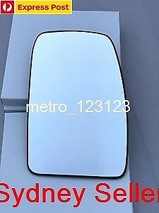 RIGHT DRIVER SIDE RENAULT MASTER X70 2004-2011 UPPER MIRROR GLASS